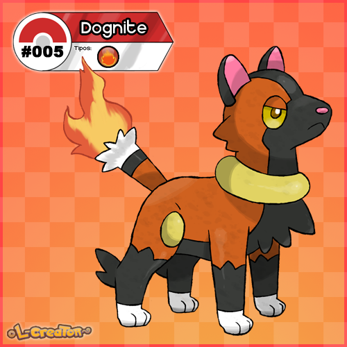 Fire Starter Evo: Dognite by LuisBrain