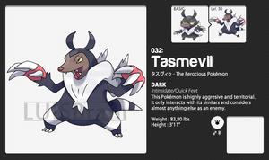 032: Tasmevil