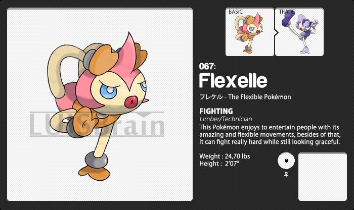 067: Flexelle by LuisBrain