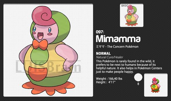 097: Mimamma by LuisBrain