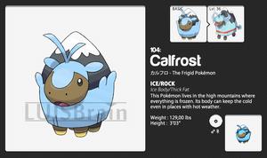 104: Calfrost