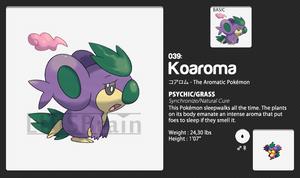 039: Koaroma