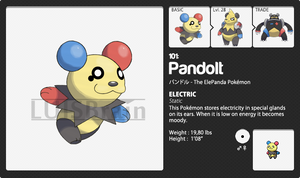 101: Pandolt