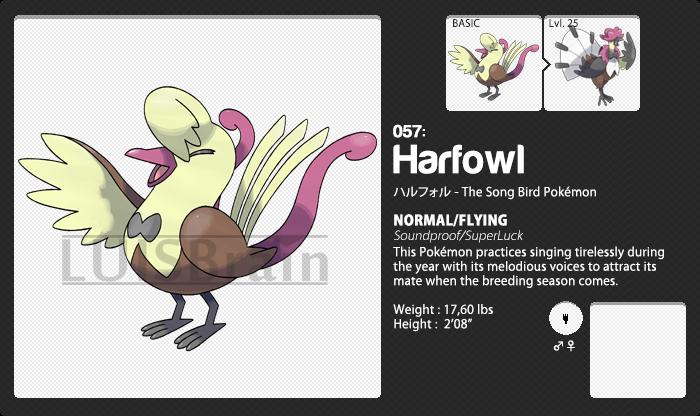 057: Harfowl