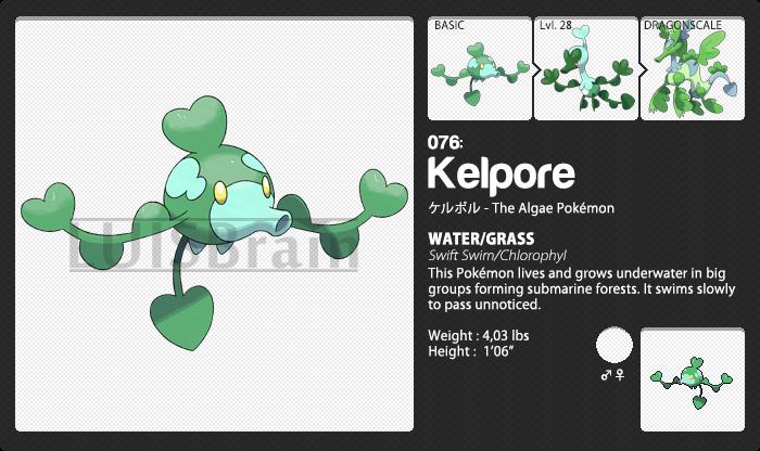 076: Kelpore by LuisBrain