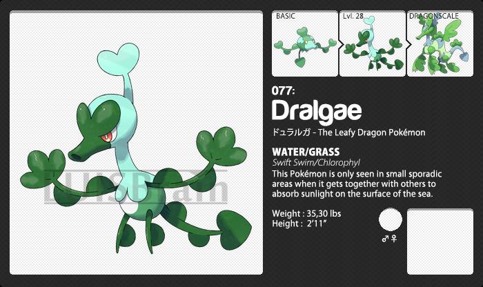 077: Dralgae by LuisBrain