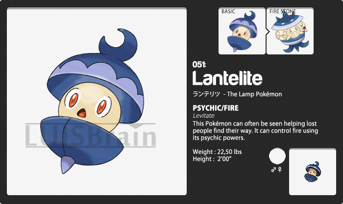 051: Lantelite by LuisBrain