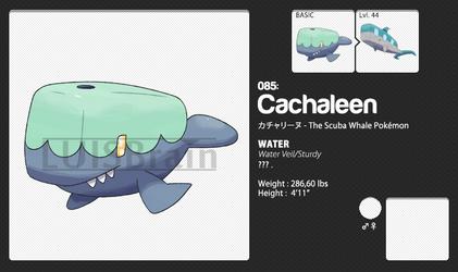 085: Cachaleen by LuisBrain