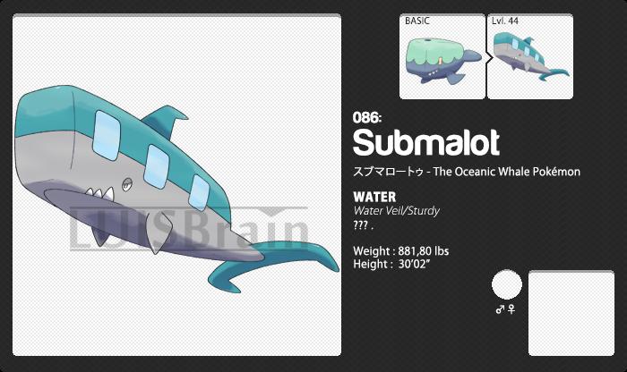 086: Submalot by LuisBrain
