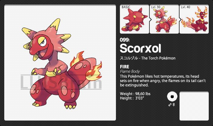 099: Scorxol by LuisBrain