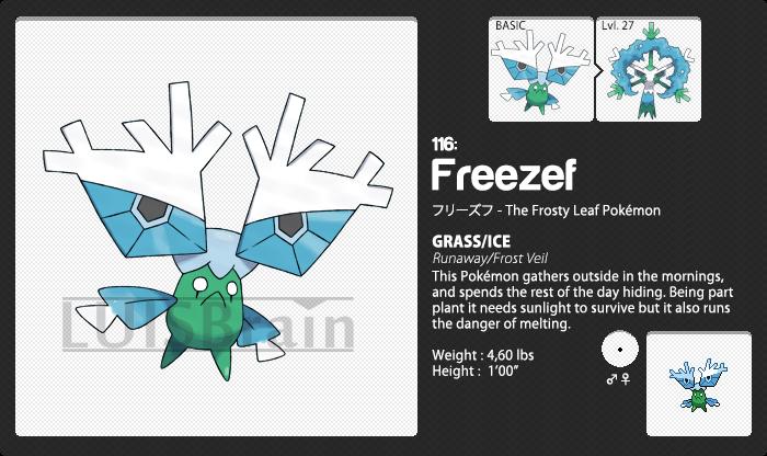 116: Freezef by LuisBrain