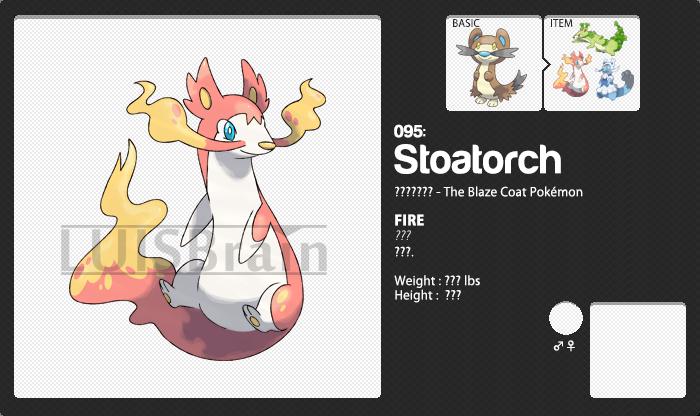 095: Stoatorch by LuisBrain