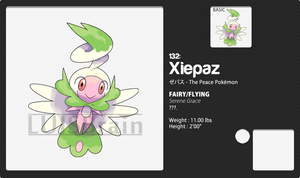 132: Xiepaz