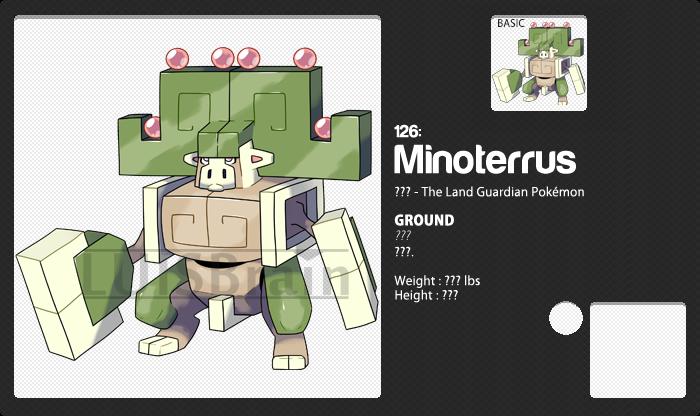126: Minoterrus by LuisBrain