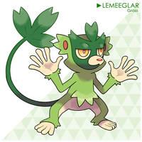 134: Lemeeglar by LuisBrain