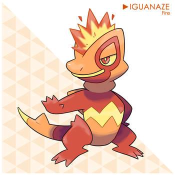 137: Iguanaze by LuisBrain