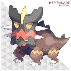 216: Styrakade by LuisBrain