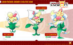 Arumini's Evolved Forms!