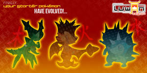 [Teaser] It's Evolution Time!...