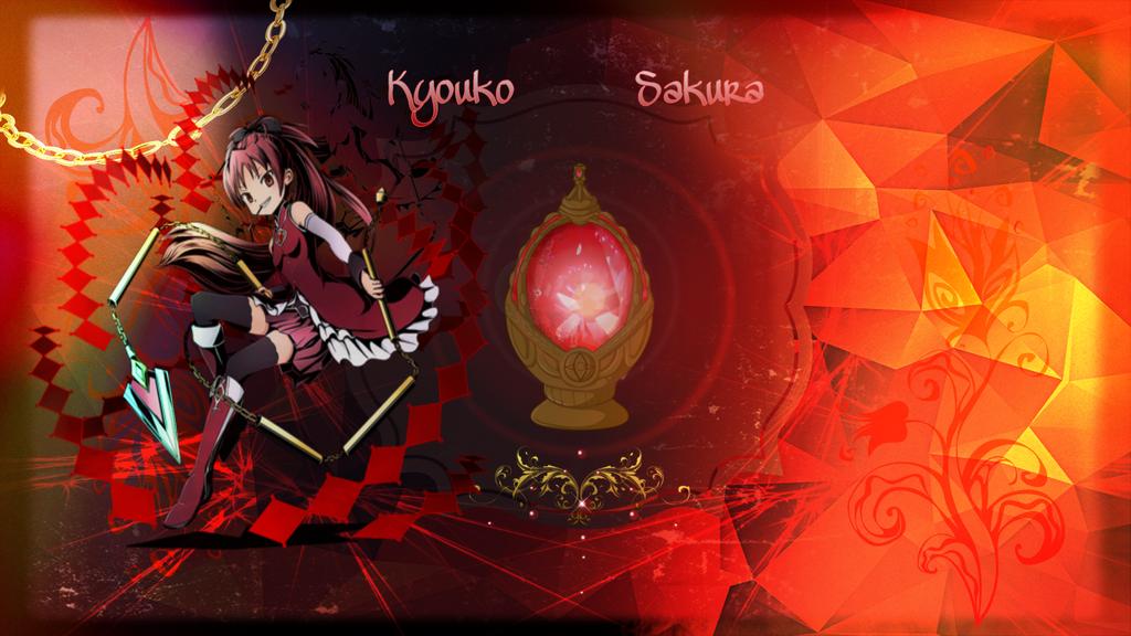 Kyouko wallpaper by kagehyo
