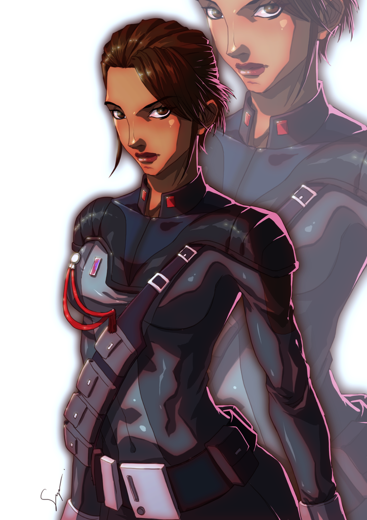 Imperial Agent by MandoGirl22