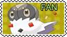 Spewpa stamp 2