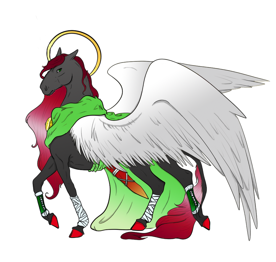 Angelus 2 By Anixys by Okami-Norino