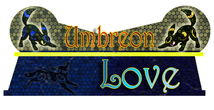Firma Umbreon love by Okami-Norino