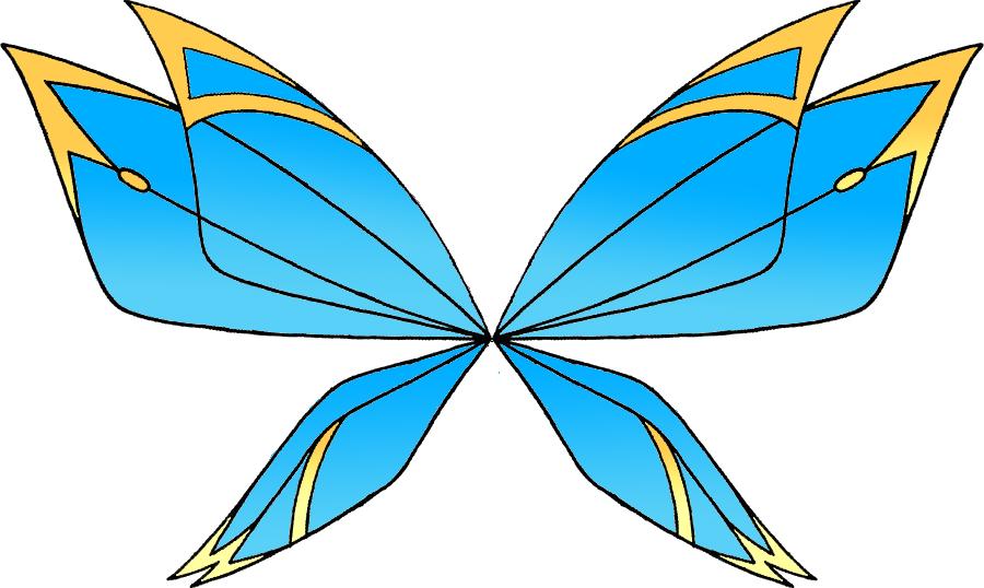 Fairy Wings by an81angel by Okami-Norino