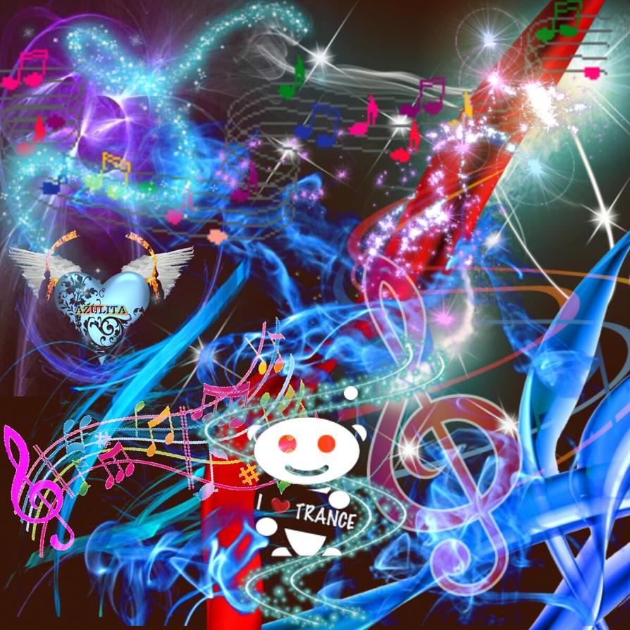 Deviantart Wallpaper: Wallpaper Trance Music By Azulita1212 On DeviantArt
