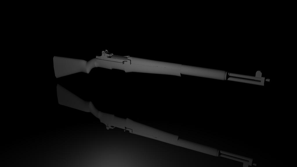M1 Garand 2 by elenduril