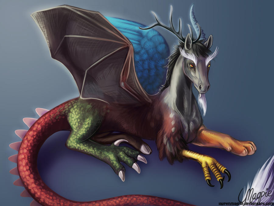 Discord By LaurenMagpie ...
