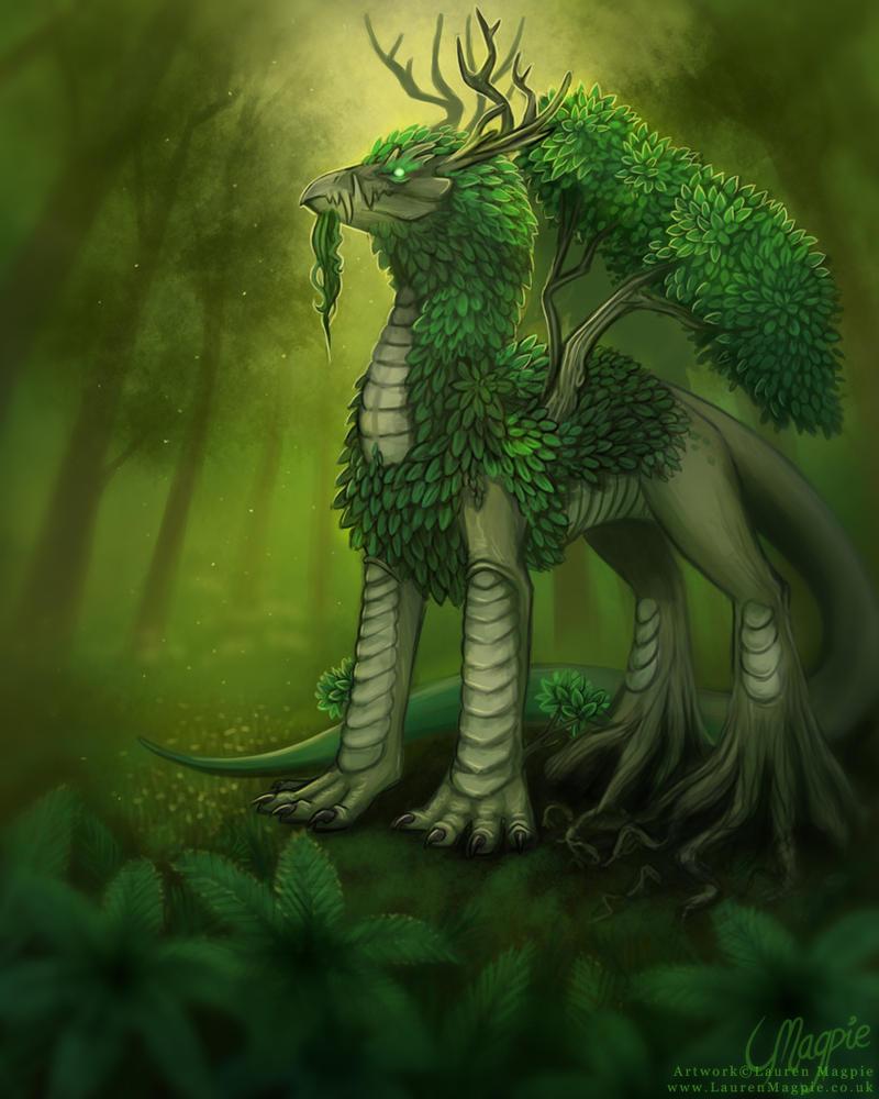 Gladekeeper by LaurenMagpie