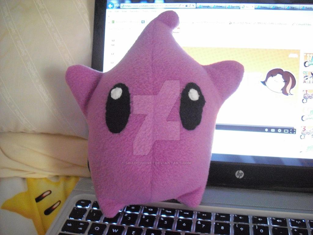 My Luma Plush, Leonis ^-^ by ShadowGirl7