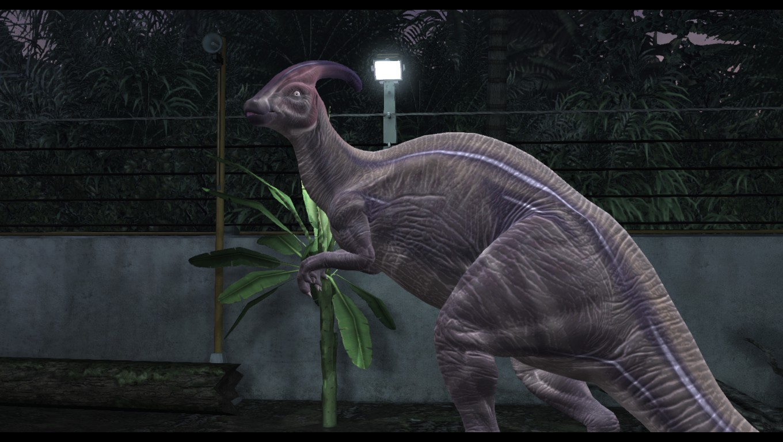 Jurassic Park: The Game Parasaurolophus by CrimsonKingie ...