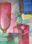 Watercolor I - Still Life