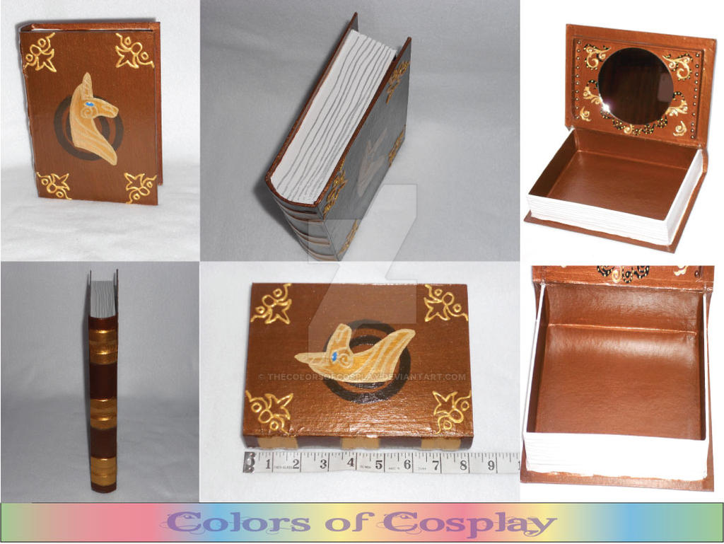 Twilights Elements of Harmony Small Jewelry Box by