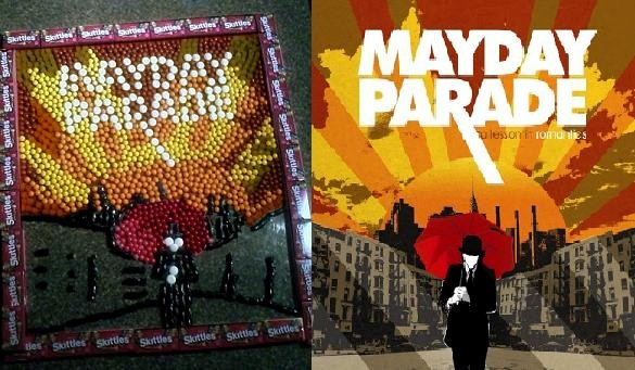 Mayday Parade Skittles Album Cover by Se4n-Le1gh on DeviantArt