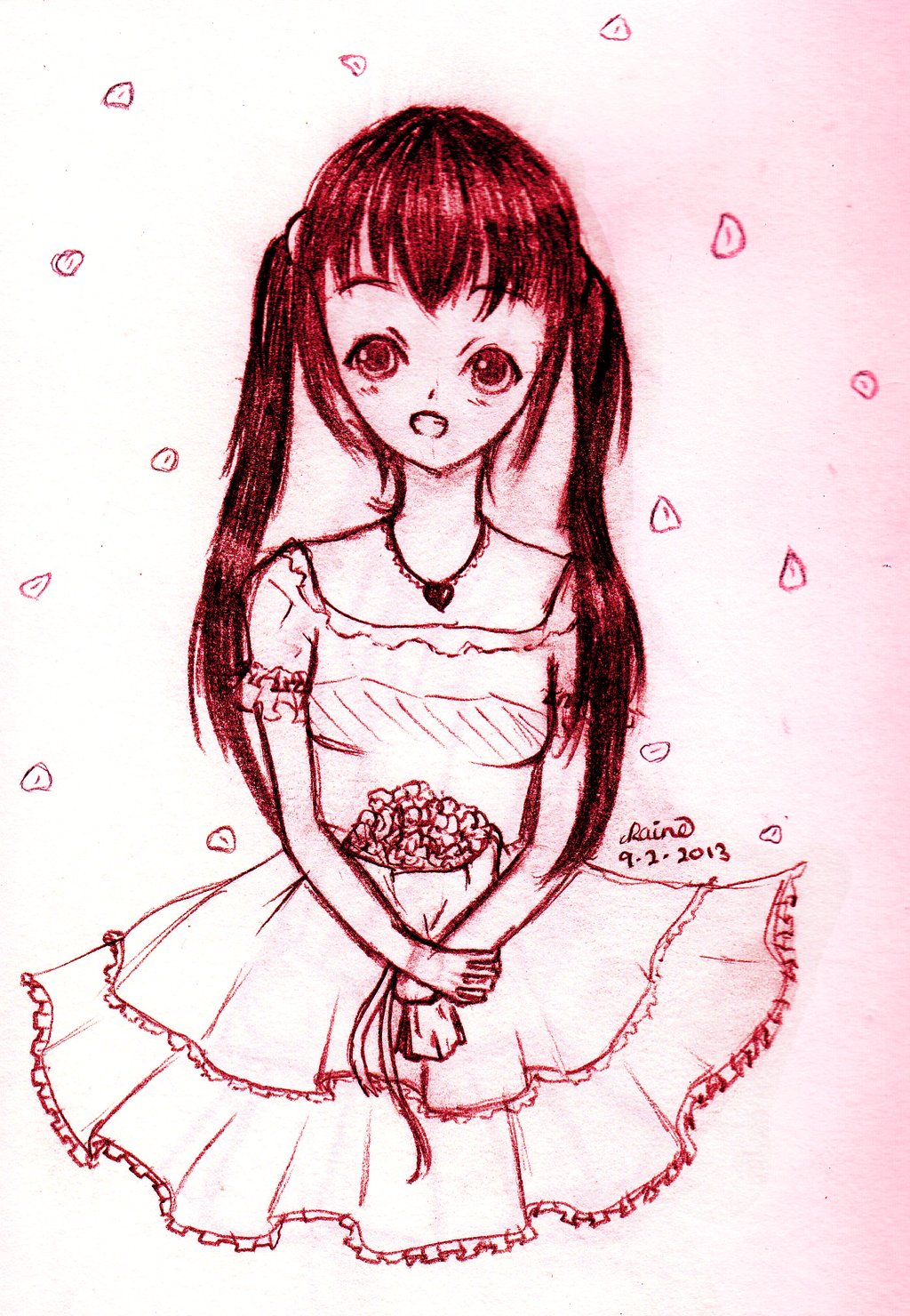 Be My Valentine? by rainbownote