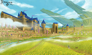 Estorica - City of Mages and Magic