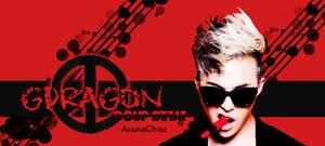 Banner - G-Dragon of BigBang by AsunaChou