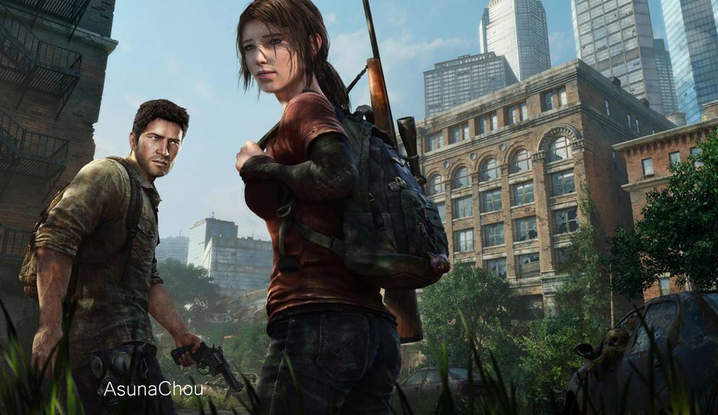 Lara Croft And Nathan Drake: RotTR / Uncharted