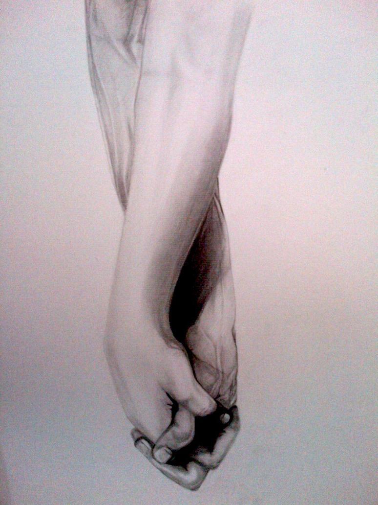 Hand Study. by a-i19