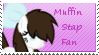 .:STAMP:. Muffin Stap Fan by Etosama