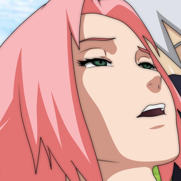 Sakura's Training by MissShizune
