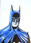Batman 'blue'