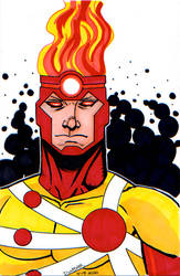F is for Firestorm