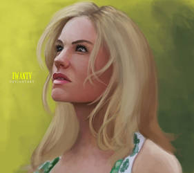 Sookie Stackhouse by VikingSif