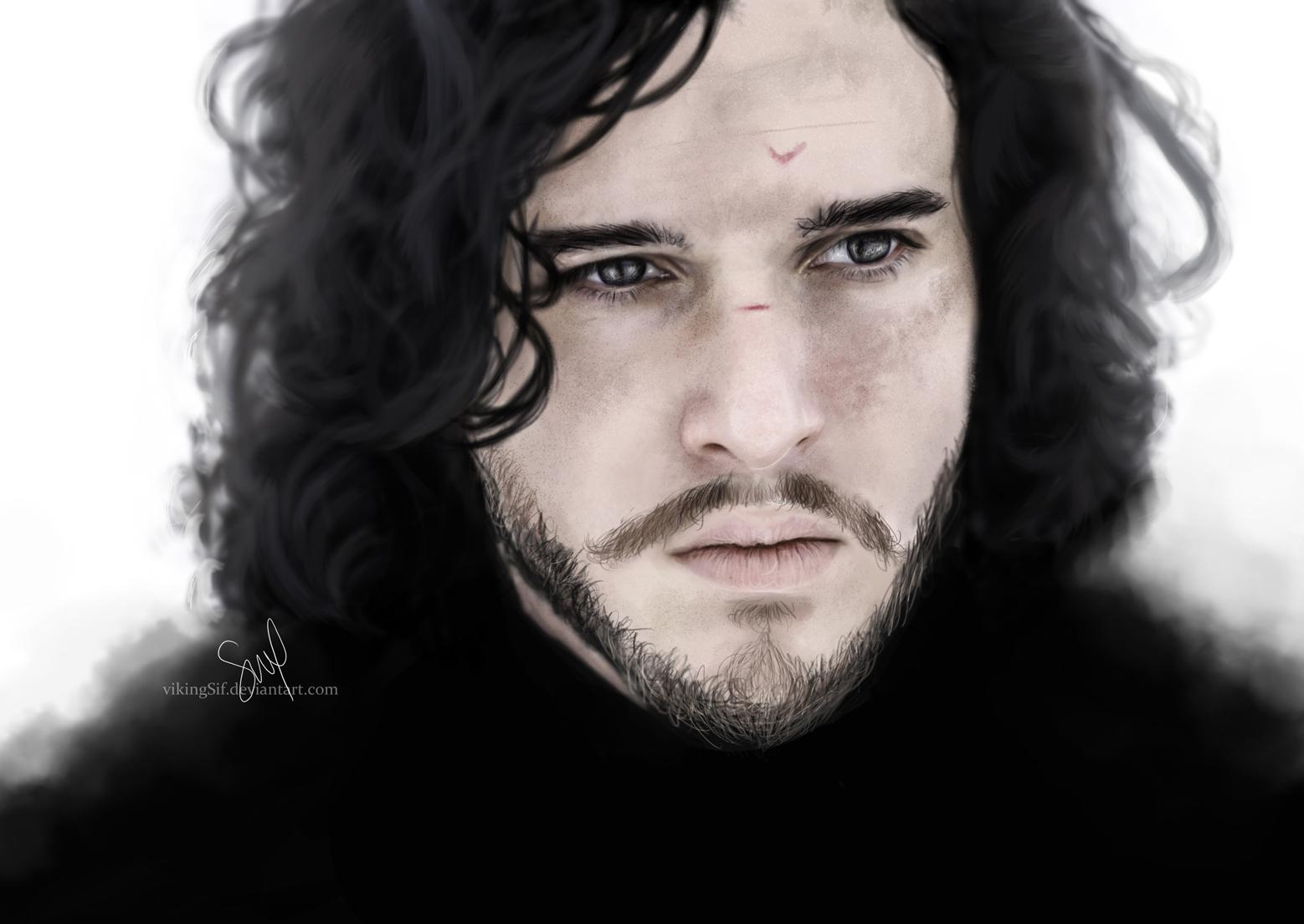 Jon Snow by VikingSif