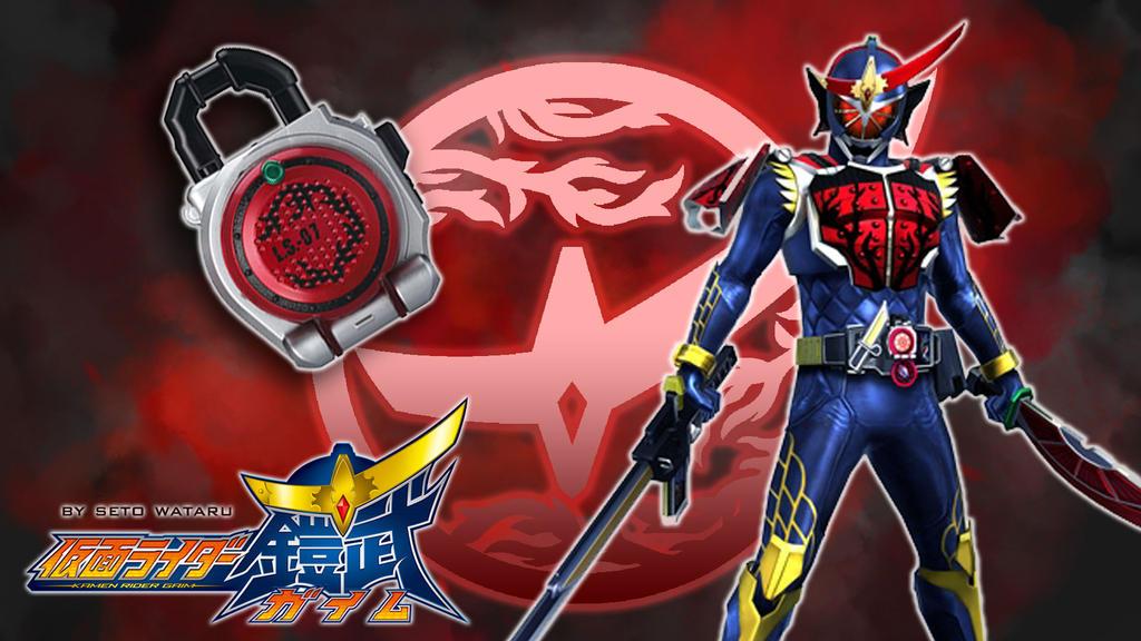 Kamen Rider Bujin Gaim...